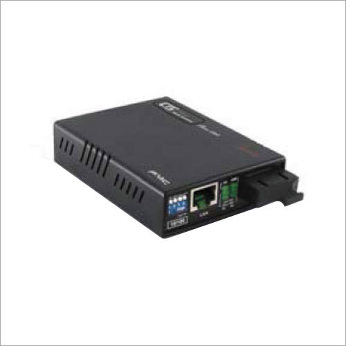 Fast Ethernet In Band Media Converter
