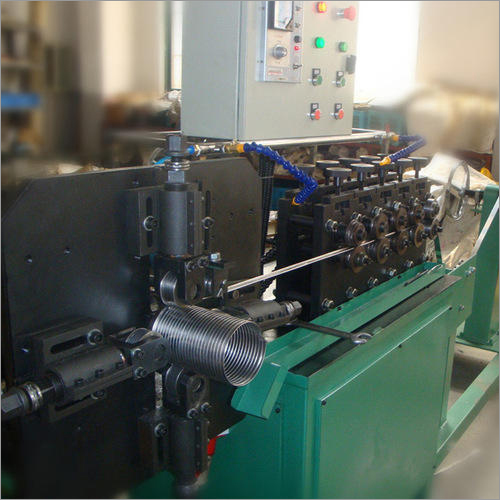 Interlock Hose Making Machine