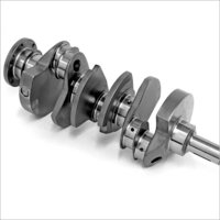 Metal Compressor Crankshaft