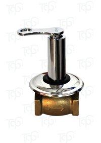 Brass 25 MM FLUSH COCK