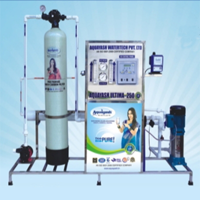 ULTIMA 250 LPH Industrial Water Purifiers