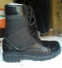 Long Combat Boots