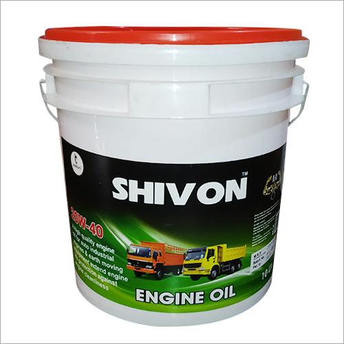 10 Ltr Truck Engine Oil