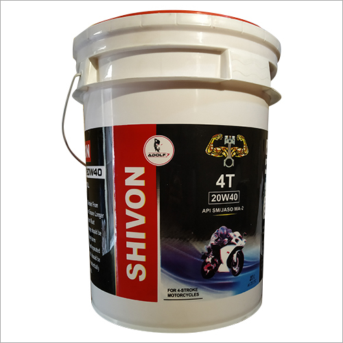 20Ltr 4T Bike Engine Oil