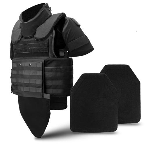 Nij Iiia Iii Iv Bulletproof Vest With Ceramic Ballistic Armor Plate Certifications: Yes
