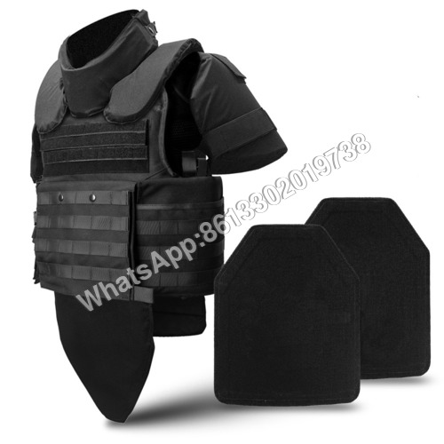 Bulletproof Vest With Plate