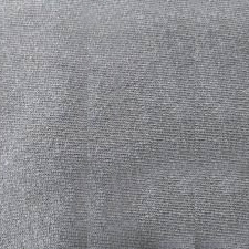 Silver Plain Knitted Fabric