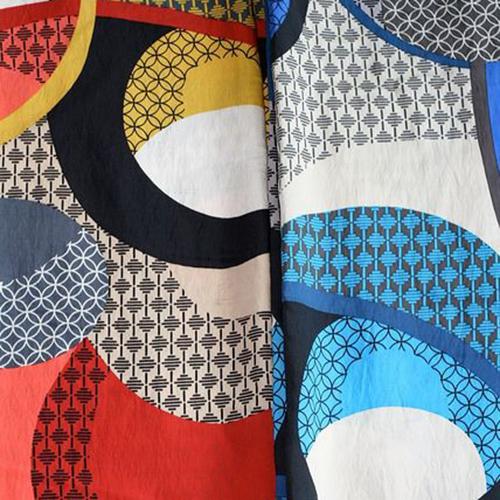 Crazy Print Fabric
