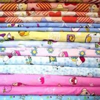 China Nursery Print Fabric