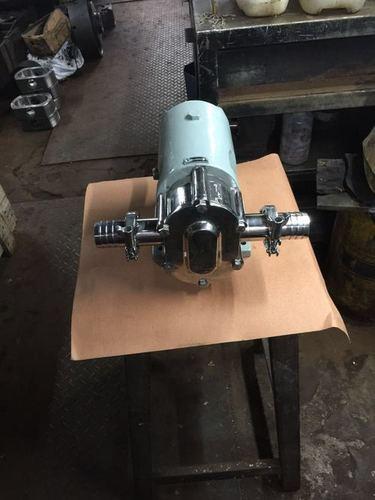 Twin Lobe Pump