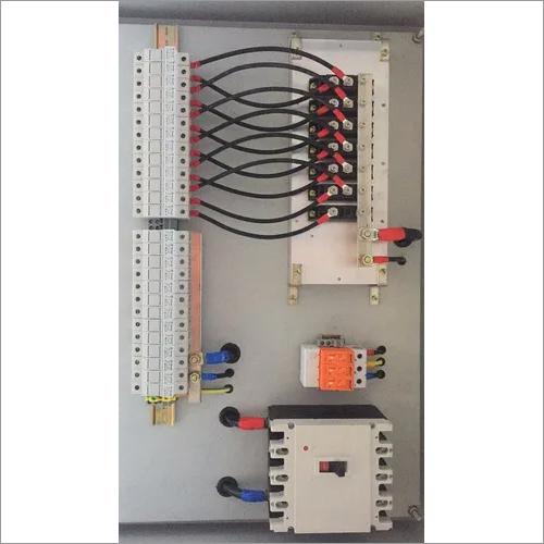 DC Combiner Box