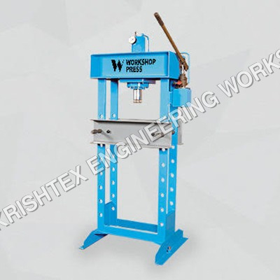 Hydraulic Hand Operating Machine