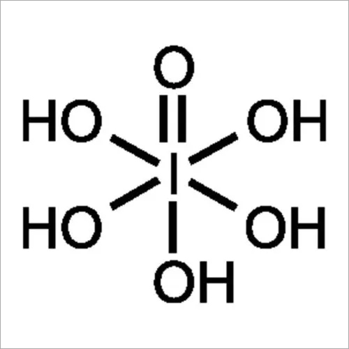 Periodic acid ,  CAS Number: 10450-60-9, 25g