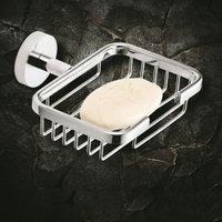 SOAP DISH BRASS costa