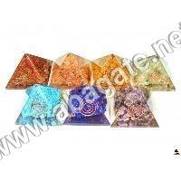 Orgone Pyramid Sets