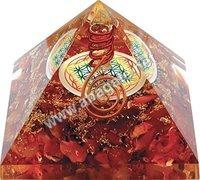 Orgone Symbol Pyramid