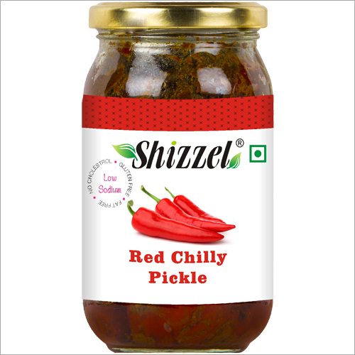500 g Red Chilli Pickle