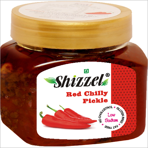 200 g Red Chilli Pickle