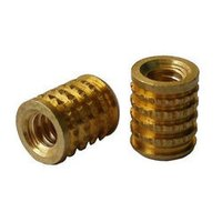 Threaded Brass Inserts