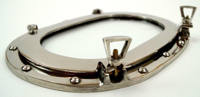 Oval Porthole Glass 14 Inch