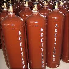 Diluted Acetyllene Gas