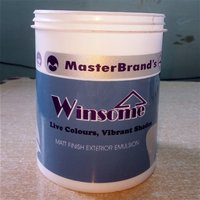 Exterior Wall Paint