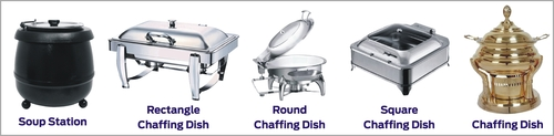 SOUP POT & CHAFFING DISH