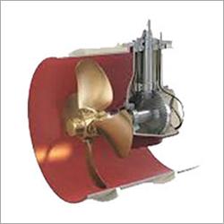 Diesel Engine Thruster
