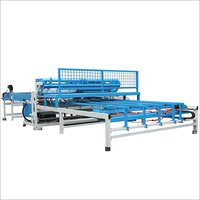 Automatical Line Wire Falling Construction Mesh Welding Machine