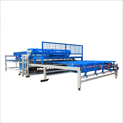Automatical Line Wire Feeding Construction Mesh Welding Machine