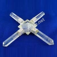 Crystal Pencil Pyramid Energy Generator