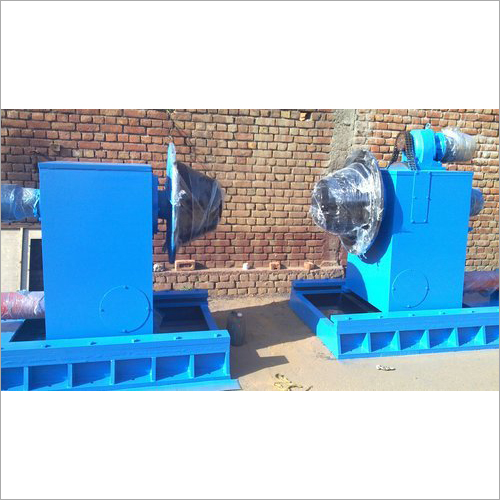 Heavy Duty Decoiler Cone Type Machine