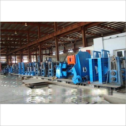 ERW Tube Mill Machine