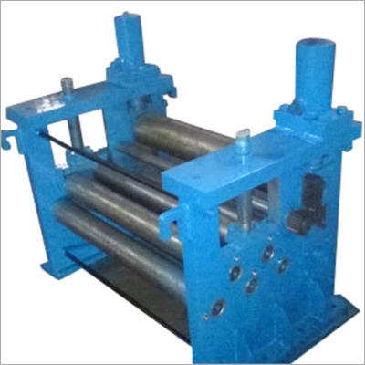 Pinch Roll Machine
