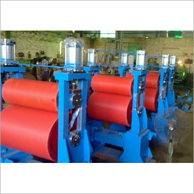 Automatic Pinch Roll Machine