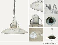 IRON HANGING LAMP