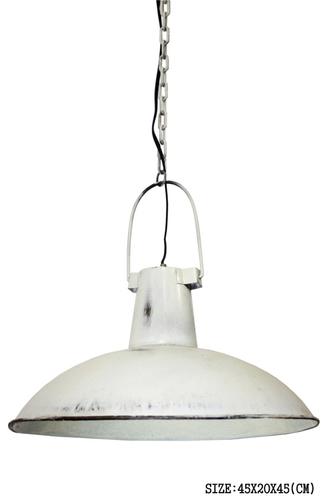 IRON WHITE LAMP