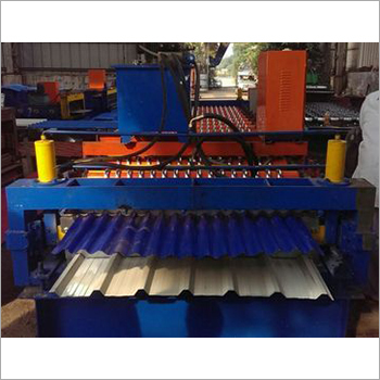 Z Purlin Roll Forming Line