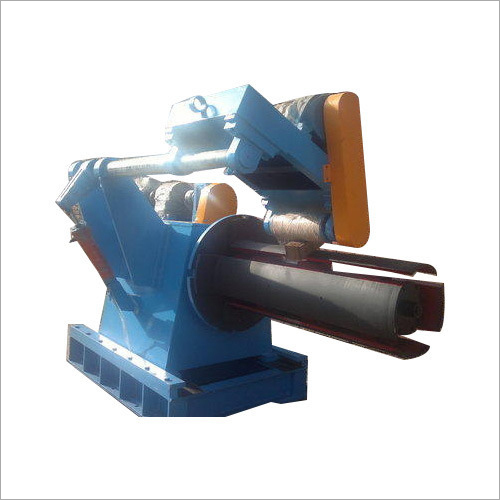 Hydraulic Cone And Mandrel Type Decoiler