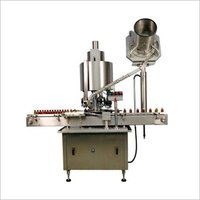 Automatic Multi Head Screw Cap Sealing Machine