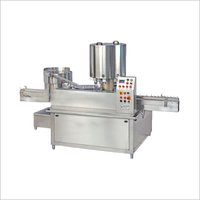 Dosing Cup Placing Machine