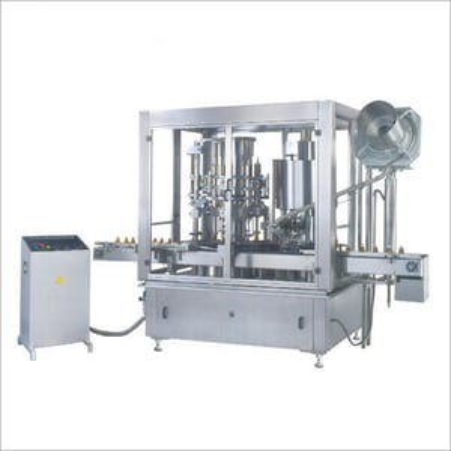 Rotary Piston Filling And Sealing Machine