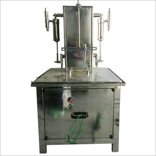 Semi Automatic Volumetric Liquid Filling Machine