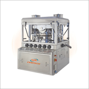 High Speed Double Sided Pre Compression Tablet Press GMP Machine