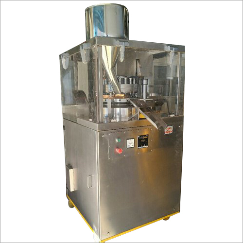 Heavy Duty Single Side Bolus And Slugging Rotary Tablet Press