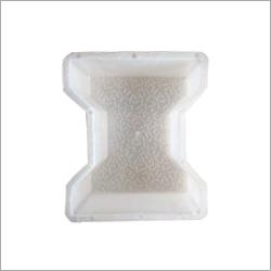 Zig Zag Silicone Plastic Paver Mould