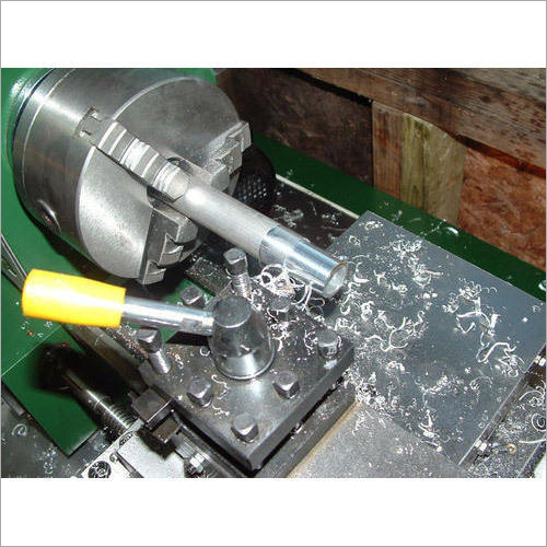 Heavy Duty Lathe Job Work Service