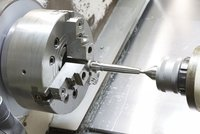 CNC Lathe Machining work