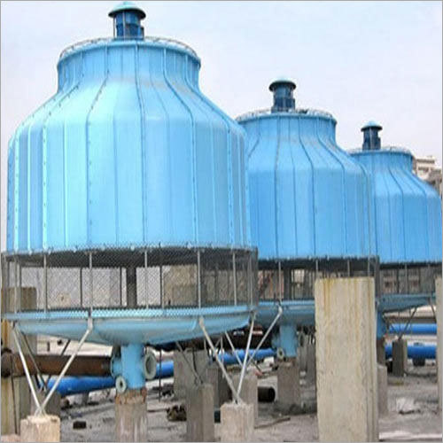 Water Cooling Tower Plant