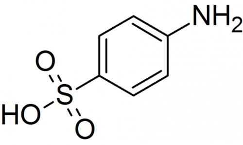 25g Sulfanilic acid